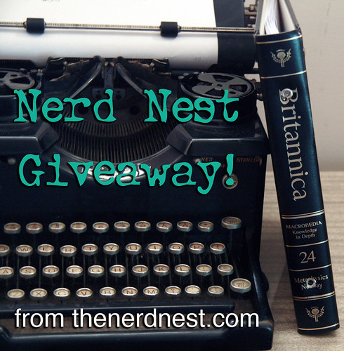 Nerd Nest Giveaway! 12/21/2011 - 12/28/2011