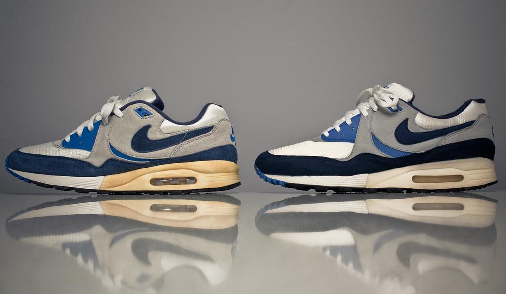... Nike Air Max Light OG vs Vintage Retro  963982864a63