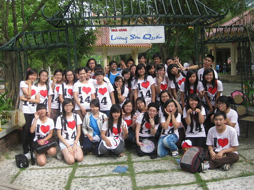 I LOVE MY CLASS - C14 IS ROCKKKKKKKKKKKK ♥