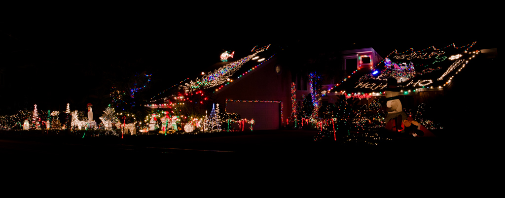 Say Hello to the King of Christmas Lighting