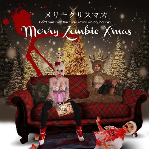 Merry Zombie Xmas