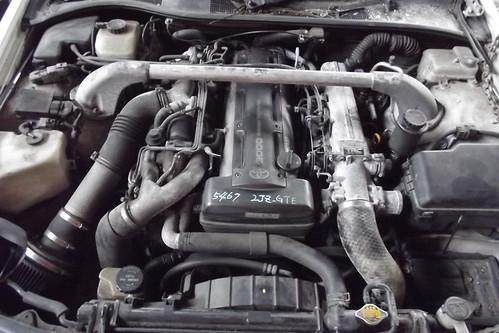 Jual Half Cut Toyota Aristo/Supra Mesin 2JZ Twin Turbo