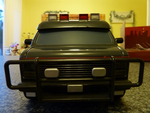 A-Team Remote Control Van
