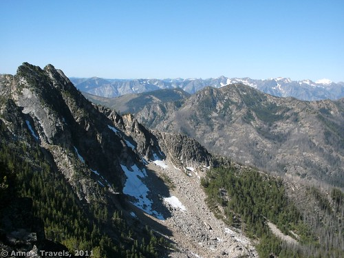 Part of the view from Deadmans Pass, Okanogan-Wenatchee National Forest, Washington