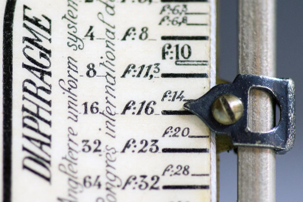 Le Posographe Detail - 6