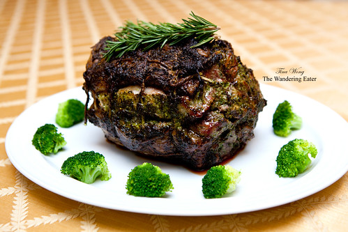 ... republic crown roast of lamb with fresh herbs recipe crown lamb