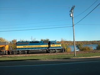 20031012 50 IC&E Railroad, Bettendorf, Iowa