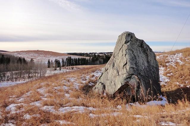 Priddis Rock WSW