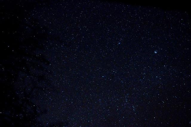 Bright night stars