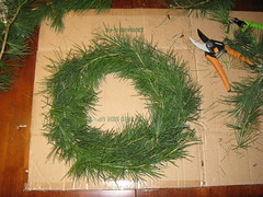 wreath stage 2