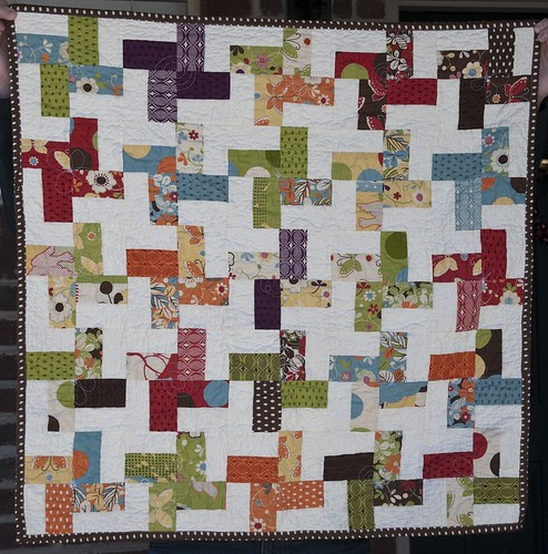 Patching Up Quilt