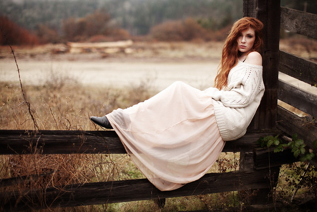 Taylor Mccutchan - Danielle {Redding, California portrait photographer}