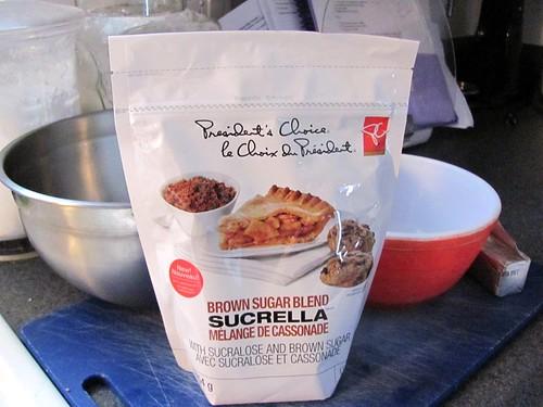 PC Brown Sugar Blend Sucrella