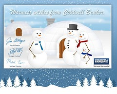 Warmest Wishes from Coldwell Banker Real Estate Senior Leadership