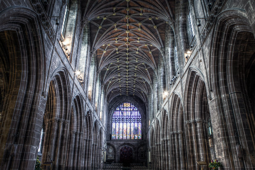 913/1000 - Chester Cathedral by Mark Carline