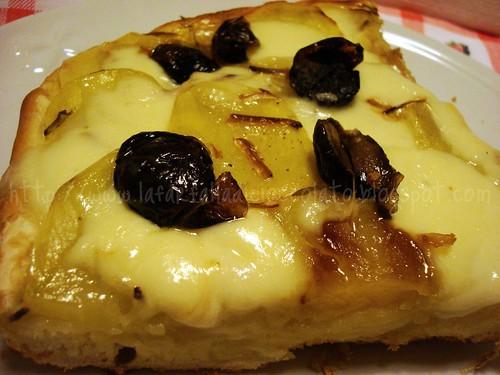 Pizza lievito madre