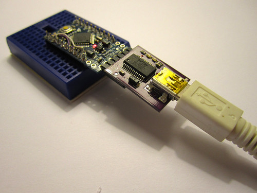 Arduino as Bluetooth HID