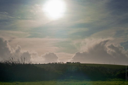 Sun over James Fort, Kinsale