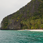 Entalula Island, Tour A + B - El Nido, Palawan (111201-10)