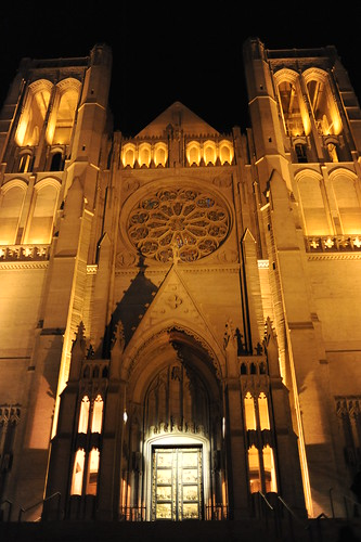 Christmas @ Grace Cathedral, San Francisco