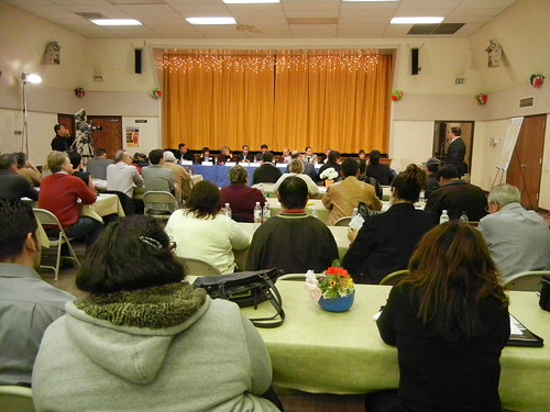 Redistricting Public Hearings