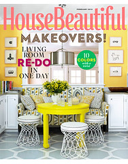 House Beautiful February 2012