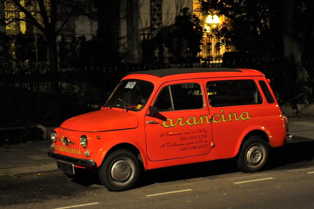 Fiat 500 Kombi Lowdarage Flickr
