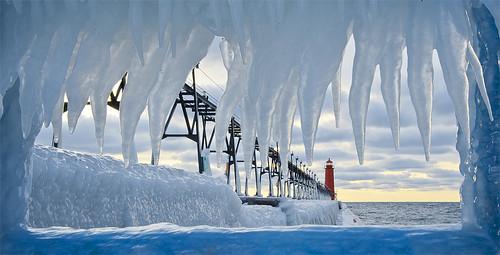 January Ice