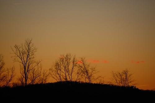 sunset nikond40 randolphcountynorthcarolina