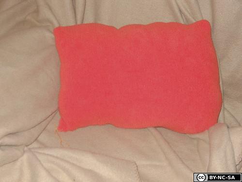 My new pillow