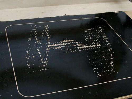 ASCII CNC 16