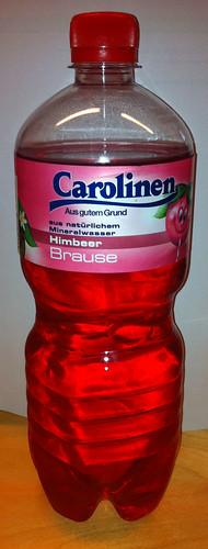 Carolinen - Himbeer Brause 1 by softdrinkblog