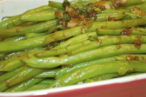 green beans feature