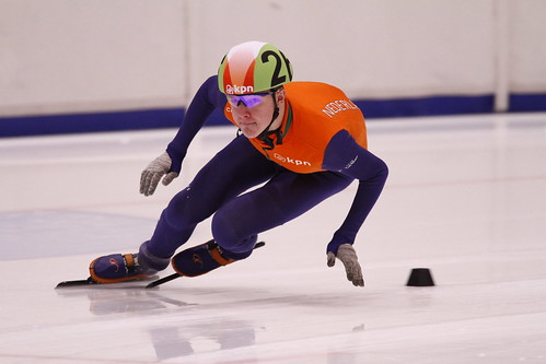 Timetrials NK shorttrack 2012