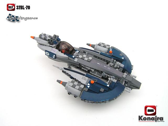 """KLT 37BL-70 """"Blue Vengeance"""""""