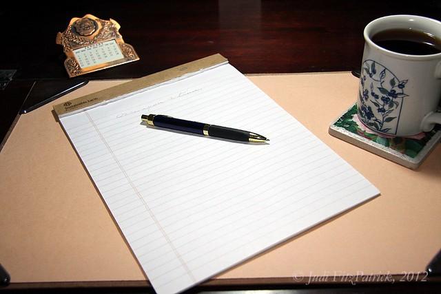 Write Me - Week 2