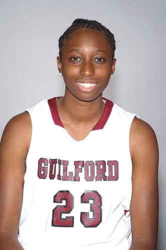 Gabby Oglesby, Guilford College 2014