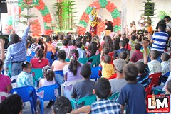 Club recreativo Moca realizo fiesta Infantil de Santos Reyes