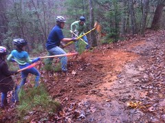 Trail Crew at Work
