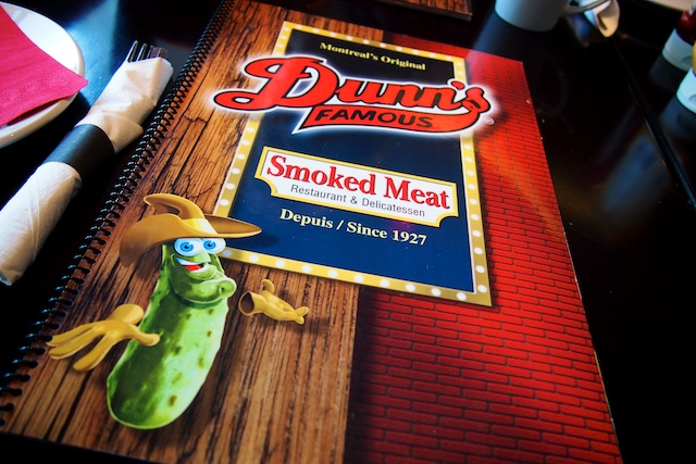 Dunn's Famous Vancouver