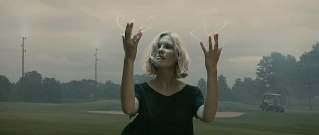 Melancholia, prelude, overture, von trier, dunst, electricity, lightning