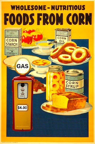 Ring Out the Old: Corn Ethanol Subsidy