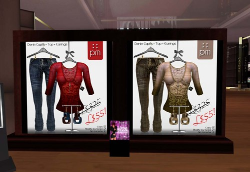 PurpleMoon - Special Pack in Red/Blue and Brown 55 lindens by Cherokeeh Asteria