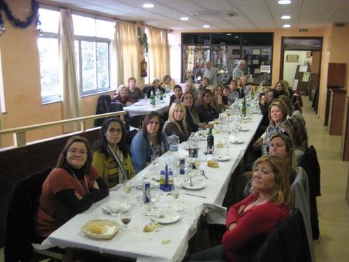 AMUMEL visita Casa de Melilla en Málaga 003