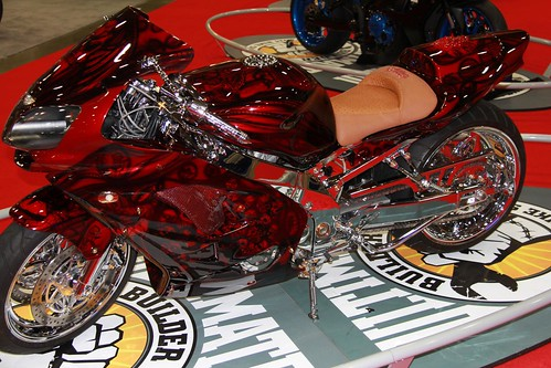 2012 DC - Ultimate Builder Custom Bike Show