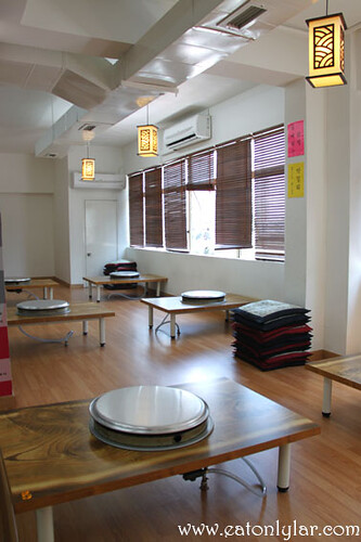 Interior, Uncle Jang Korean Restaurant