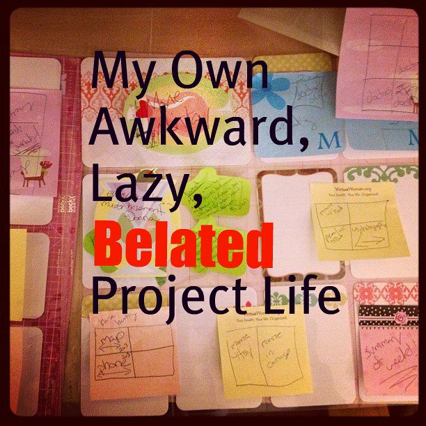 Awkward Project Life