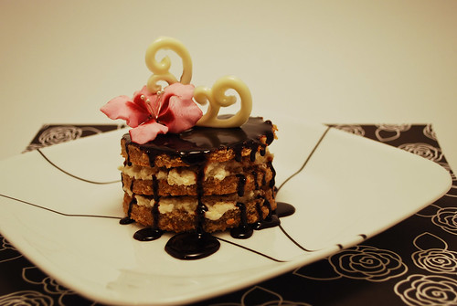 Finalist 23: Hazelnut Coffee Gateau