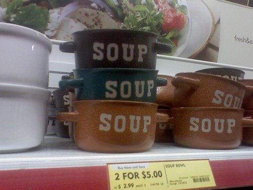 Soup Bowls by Petunia21