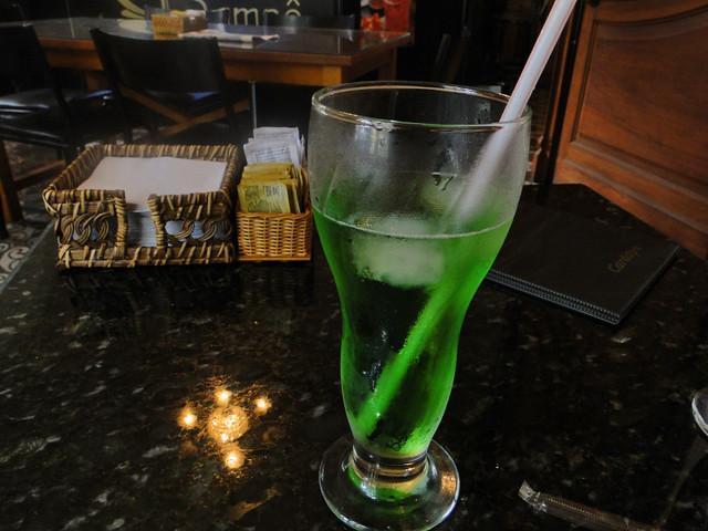 Soda refrescante no CCJF-RJ